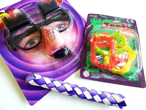 Disguise Party Bag