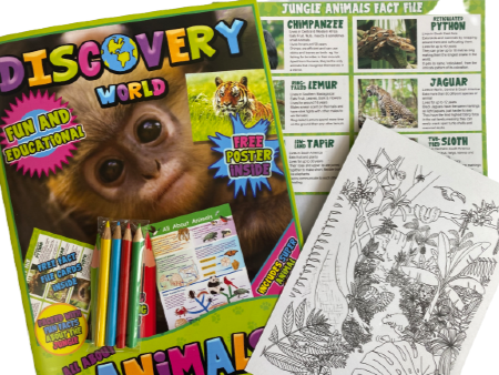 Animal Discovery Pack