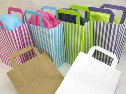 Empty Party Bags & Boxes