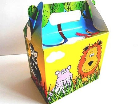 Jungle Japes Box