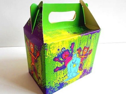 Alien Monster Box