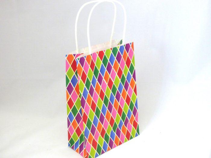 Harlequin Gift Bag
