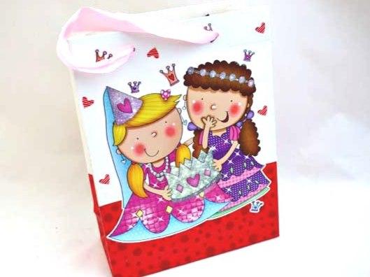 Large Sparkly Princess Gift Bag