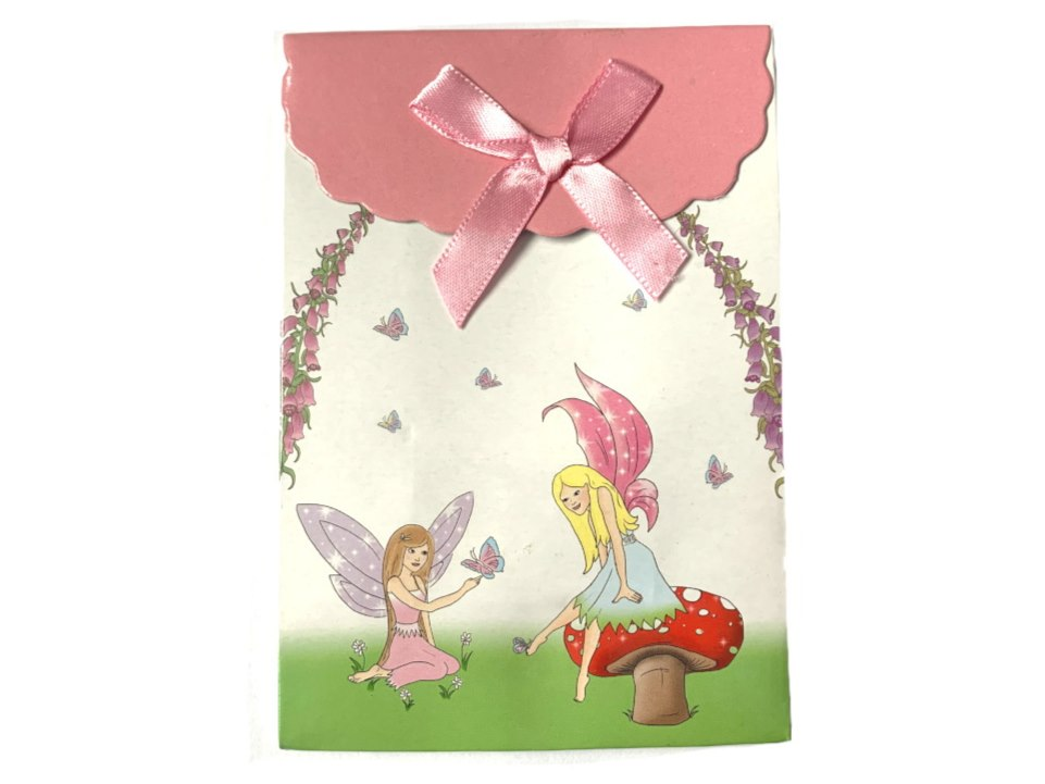Fairy Gift Bag with Velcro
