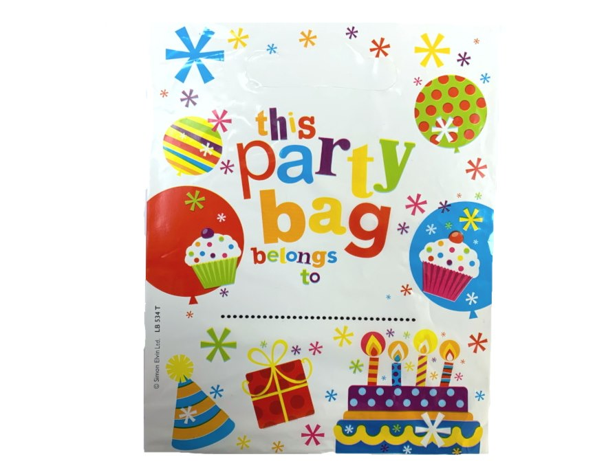 Party Fun Loot Bag