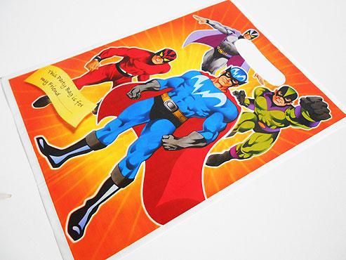 Super Hero Loot Bag
