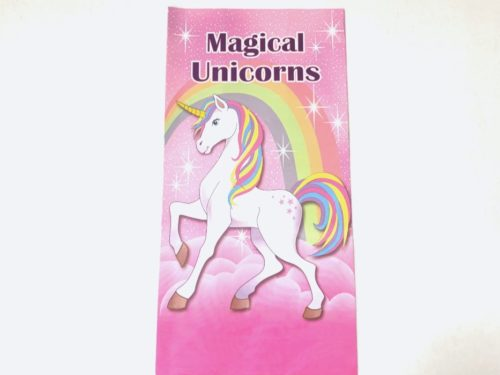 Unicorn Paper Party Bag (25x13x8)