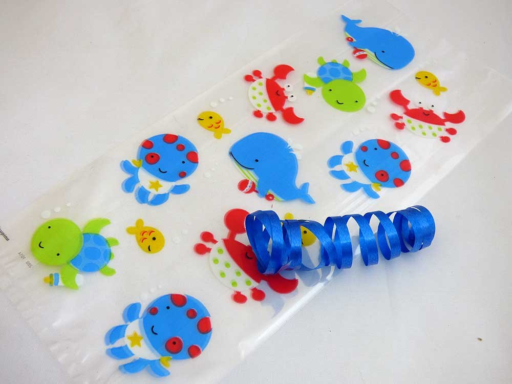 Sea Buddies Cellophane Bag
