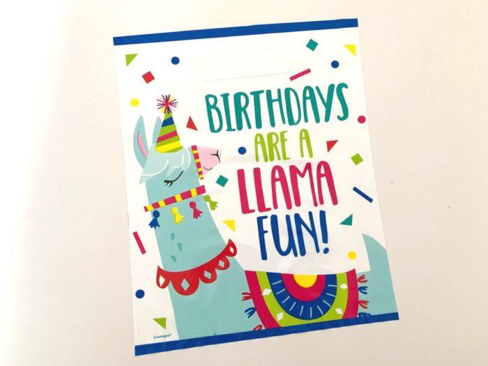 Llama Fun Loot Bag
