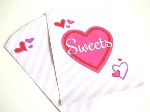 Sweets Paper Bag