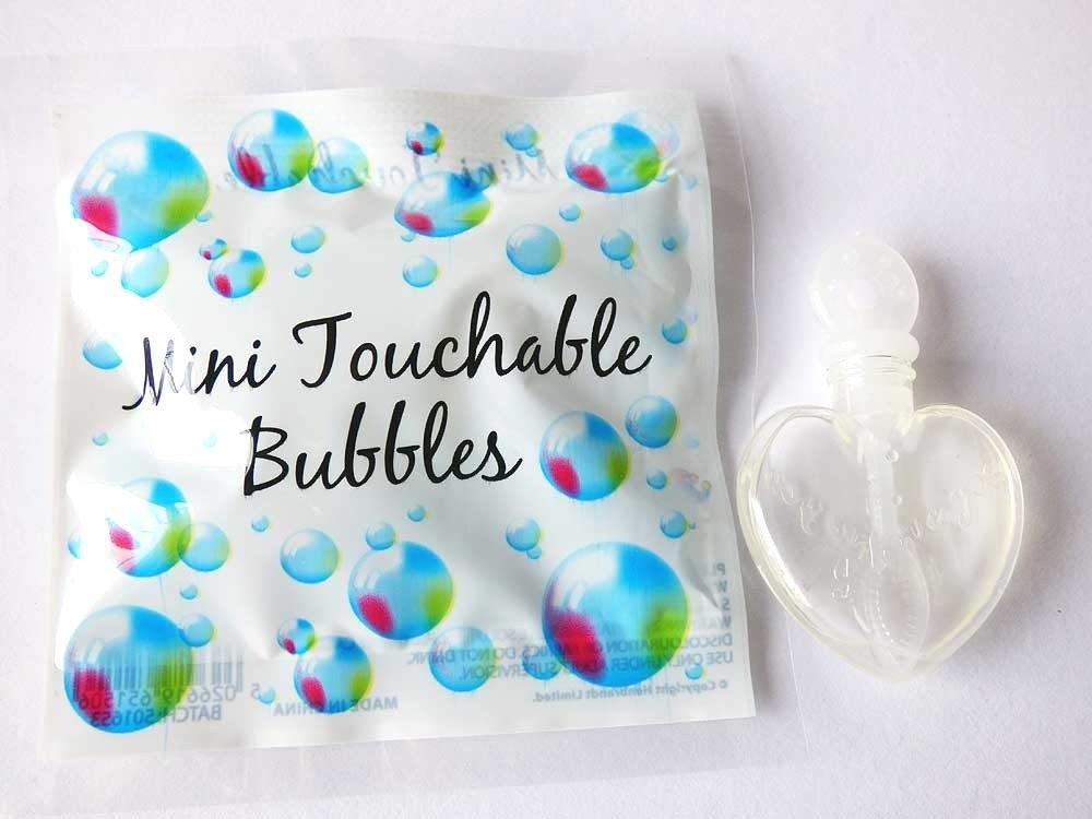 Mini Touchable Bubbles