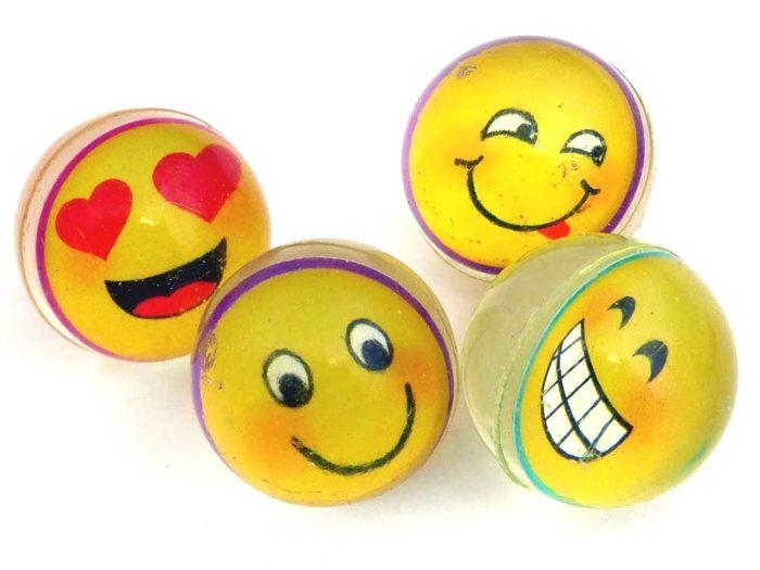 Emoji Jet Ball