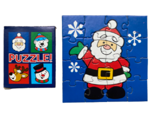 Boxed Christmas Jigsaw