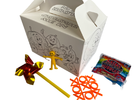 Filled Party Boxes