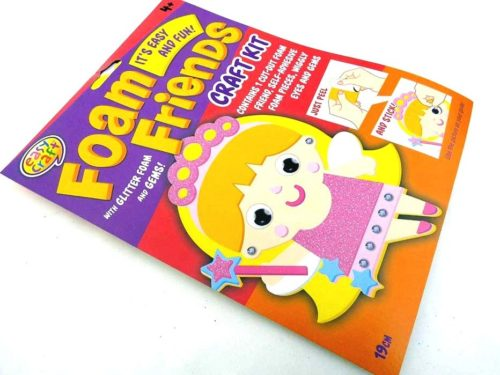 Easy Craft - Foam Friends - FAIRY