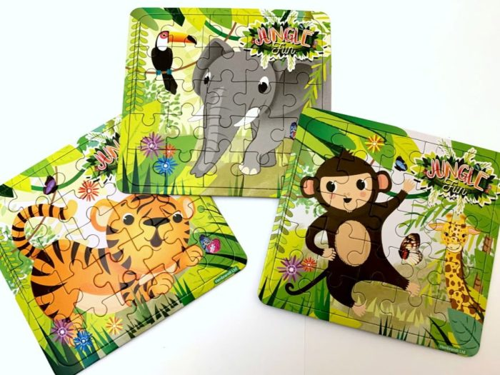 Jungle Japes Jigsaw