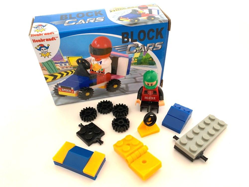 Car Blocks Kit