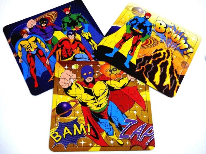 Super Hero Jigsaw Puzzle