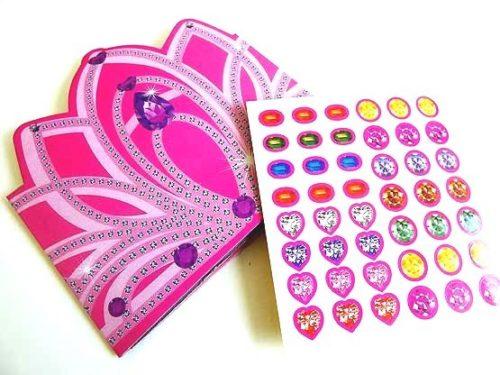Decorate Your Own Princess Tiara Kit