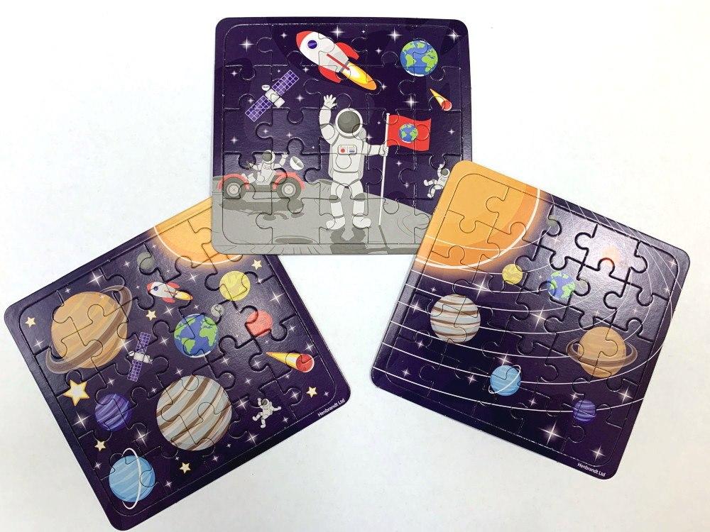 Space Jigsaw