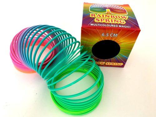 Boxed Rainbow Magic Spring