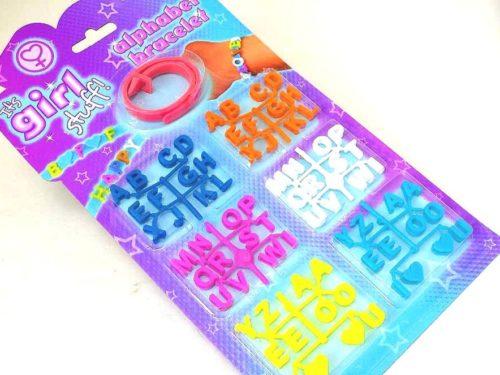 Alphabet Bracelet Kit