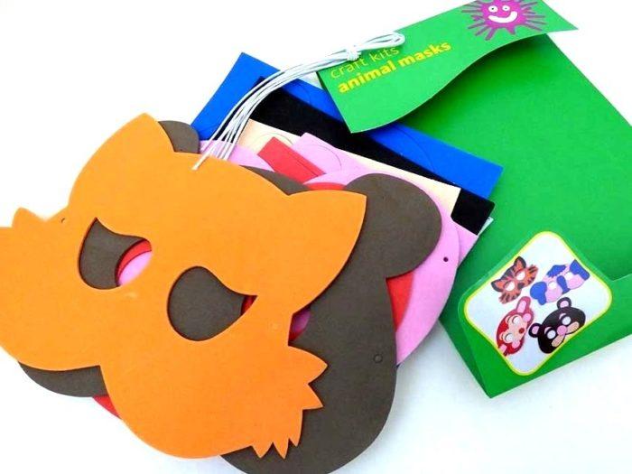 Make 4 Masks Kit