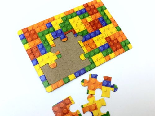 Bricks Jigsaw Puzzle