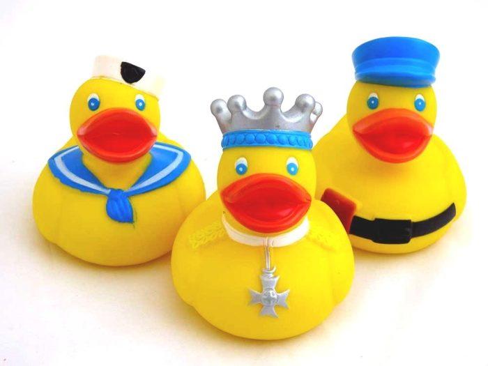 Posh Duck