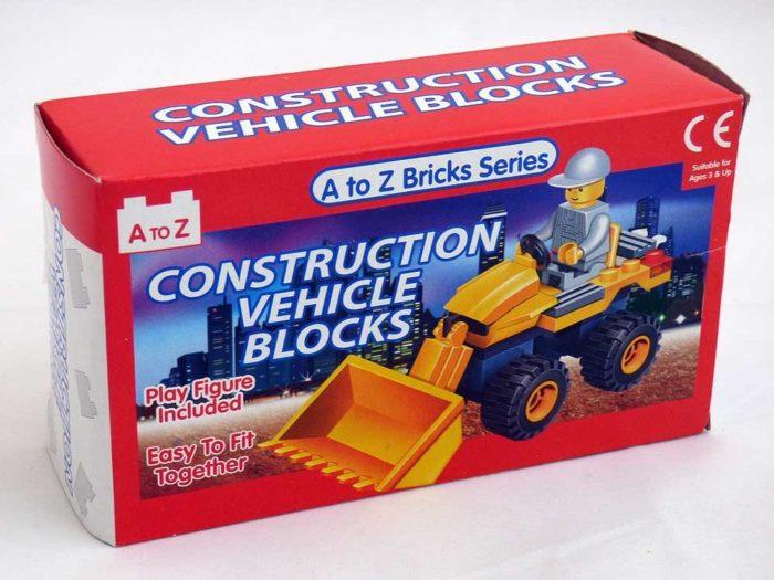 Construction Vehicle Blocks