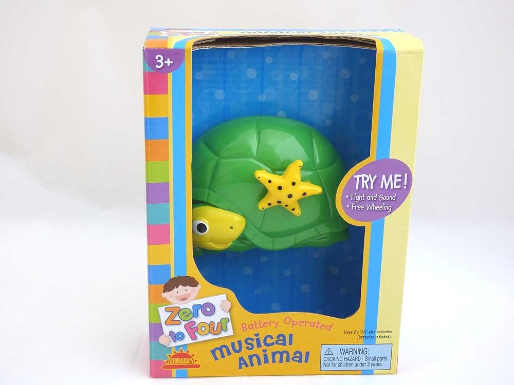 Musical Turtle