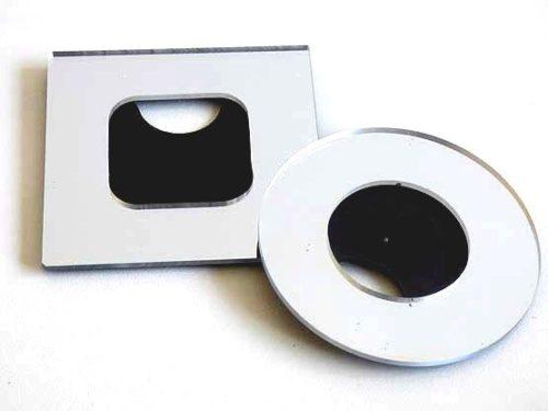 Mini Mirror Picture Frame Magnet