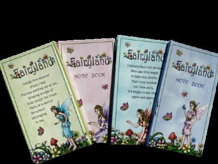 Fairyland notebook