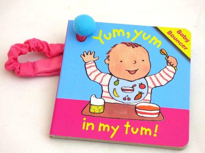 Yum Yum Buggy Book