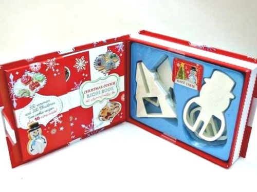 The Christmas 3D Cookie Kit