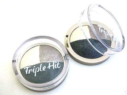 Triple Hit Trio Eyeshadow by Look Beauty