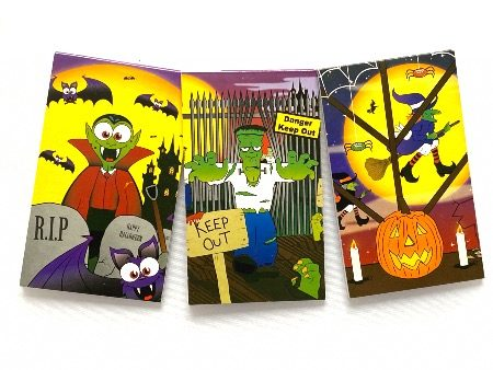 HA5 Halloween Notepad