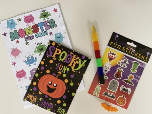 Halloween Fun Activity Pack
