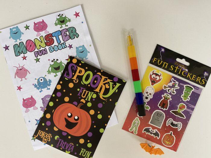 Halloween Fun Activity Pack