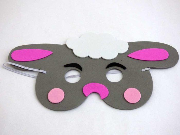 Farm Lamb Mask