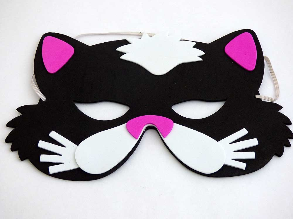 Pussy Cat Mask