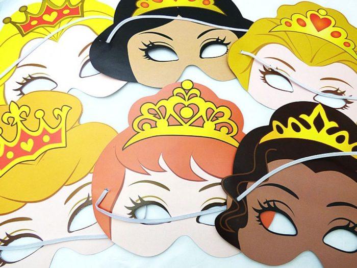 Card Princess Mask