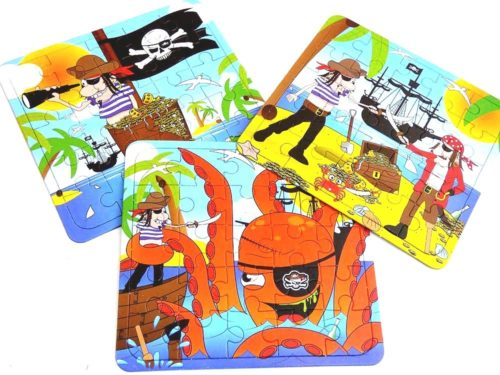 Pirate Jigsaw Puzzle