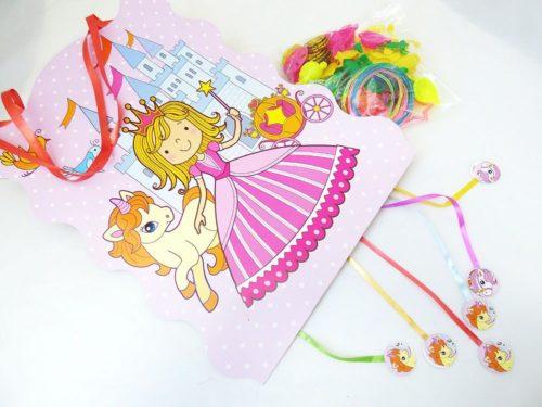 Unicorn Princess Pinata & 72  Fillers