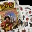 Pirates Activity Sticker Book