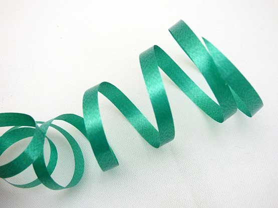Length Green Curling Ribbon