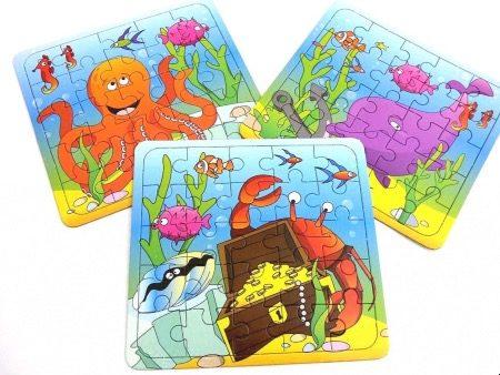 Sealife Jigsaw Puzzle