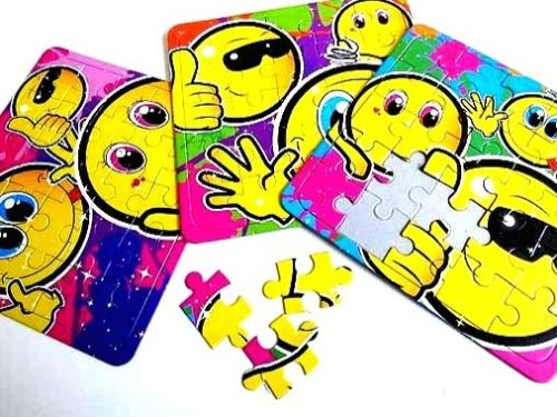 Smiley Jigsaw Puzzle
