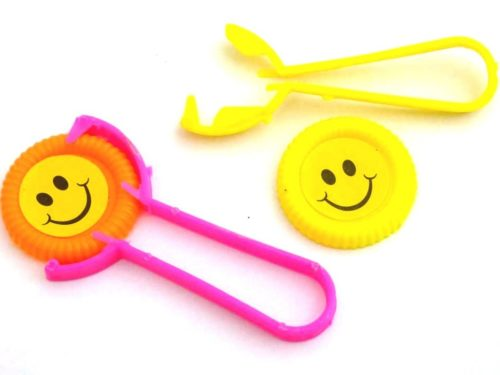 Mini Smiley Squeeze Disc