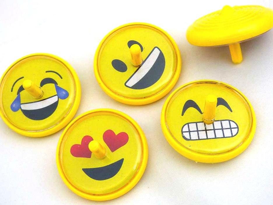 Emoji Spinning Top